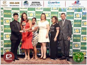 Dgustar Doceria recebe indicação ao prêmio Melhores do Ano Acig 2018
