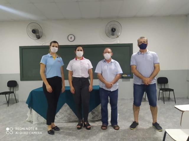 Centro Educacional Santa Clara de Goioerê têm nova diretoria