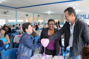 Assistência Social de Goioerê promove confraternização do Dia das Mães ao Grupo da Terceira Idade