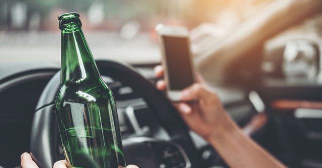 Motorista é preso por dirigir sob efeito de bebidas alcoólicas em Goioerê