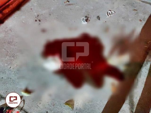 Atualizada: Criminosos tentaram assaltar cidadã em frente a uma clínica no centro de Goioerê e se deram mal