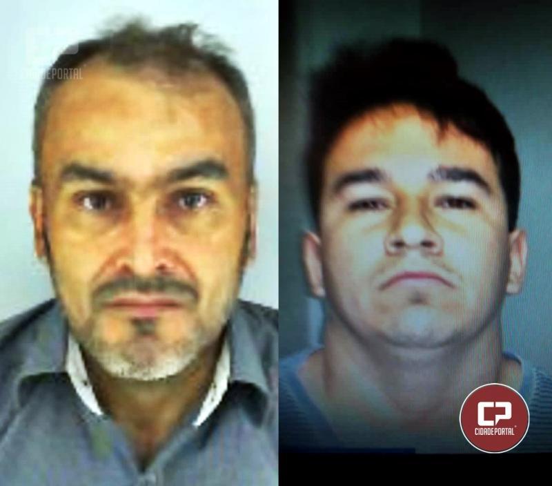 Polícia procura duas pessoas acusadas de crime de roubo nas rodovias da região