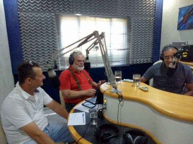 Prefeito Pedro Coelho realiza prestação de contas nos meios de comunicação em Goioerê