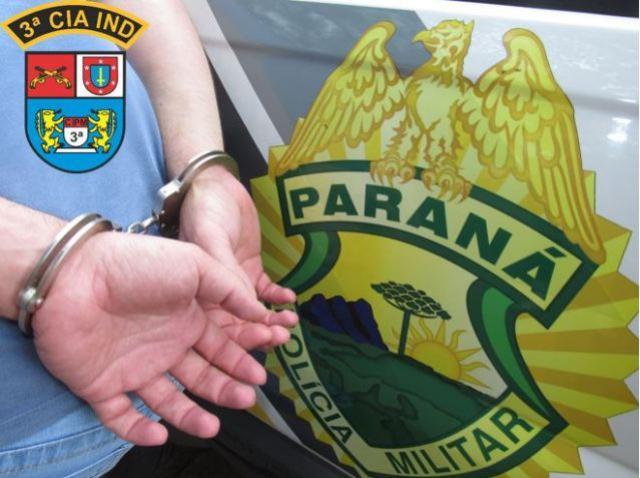 3ª CIPM cumpre mandado de prisão em Loanda
