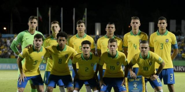 Brasil vence a Itália e avança às semifinais da copa do mundo sub-17