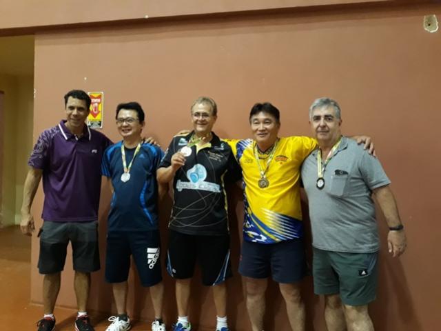 Tênis Águas Claras de Goioerê é vice Campeã geral da VI Copa Internacional Antonio Kimura