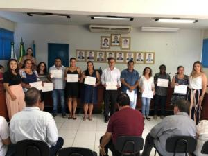 Novos Conselheiros Tutelares tomam posse em Quarto Centenário