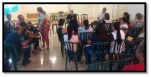 Chefia do NRE e equipe visitam os municípios vizinhos