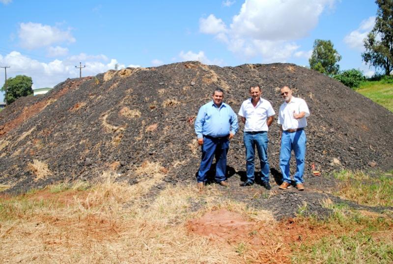 Prefeitura de Goioerê recebe 100 caminhões de frisado de asfalto