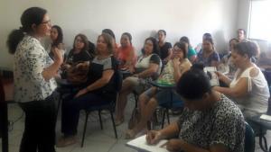 Curso de capacitação para cuidador de idosos iniciou na INCOTUR