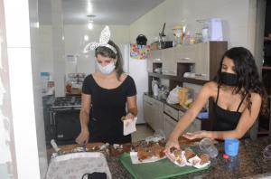 Quase 100 crianças participam da festa no Projeto CREER em Goioerê