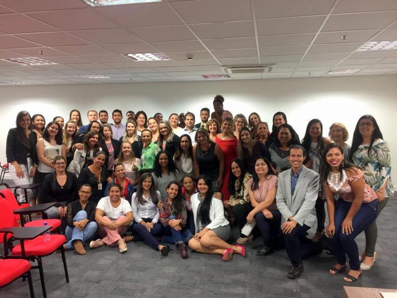 Secretária de Assistência Social Simone Coelho falou em Brasília sobre a interiorização dos venezuelanos