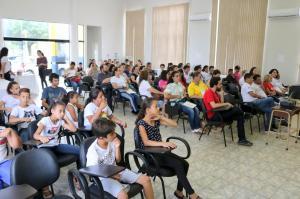 Pedro Coelho esteve presente na X Conferência Municipal dos Direitos da Criança e do Adolescente