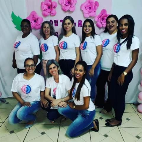 Secretaria de Saúde de Quarto Centenário realizou ações à Campanha Outubro Rosa