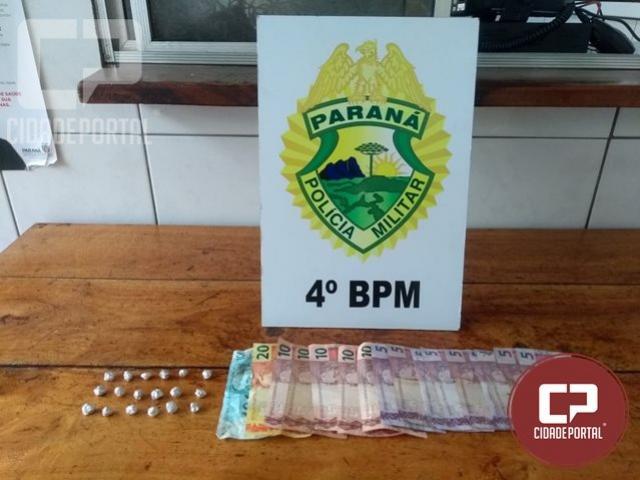 Polícia Militar apreende menor por ato infracional em Mandaguari