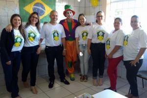 Dia D da Campanha de Vacinação foi realizado no sábado