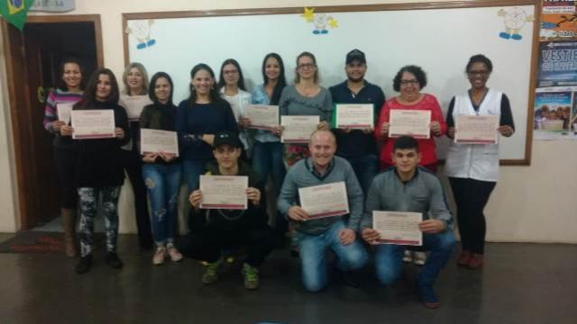 Colégio Novo Mundo e Unicesumar finaliza curso de Oratória com sucesso em Goioerê