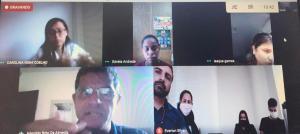 NRE-GOIOERÊ: Rede de proteção à criança de Ubiratã e Juranda traçam metas por videoconferência