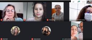 NRE de Goioerê realiza reunião on-line sobre o Fluxo de Inclusão dos Campos de Experiências II, III e IV na Educação Infantil