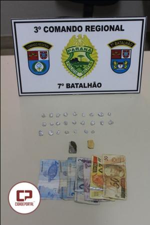Polícias Militar e Civil realizam operação em conjunto ao combate ao tráfico de drogas