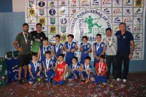 Equipe de Base Sub-1- do Handebol Goioerense conquista bronze em festival paranaense
