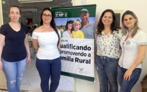 Sindicato Rural, Secretarias Municipais e Senar promoveram curso de derivados de Mandioca