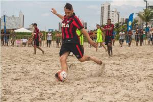 Verão Paraná leva esporte e recreação a mais de 17 mil veranistas nos três primeiros dias