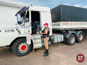 PRE de Cruzeiro do Oeste apreende mercadoria contrabandeada do Paraguai em Umuarama