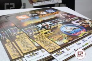 Lançamento da Expo-Rancho 2018 foi nesta quarta-feira, 14, veja a programação