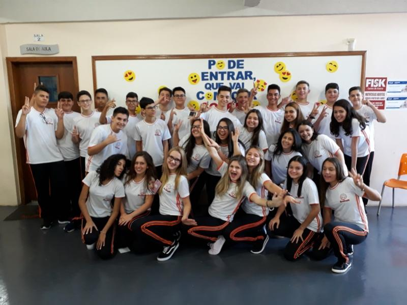 O Colégio Novo Mundo iniciou suas atividades do ano letivo de 2019 em grande estilo