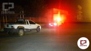 Caminhonete furtada em lava jato de Farol foi recuperada em Campo Mourão pela Polícia Militar
