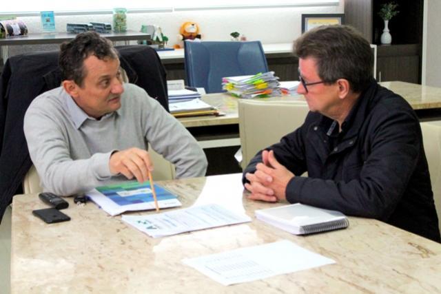 Pedro Coelho irá regularizar os lotes urbanos sem escrituras em Goioerê