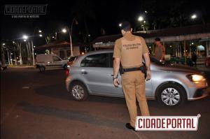 Polícia Militar de Goioerê realiza Operação Sentinela, bloqueios, abordagens a pessoas, buscas em veículos e apreensões
