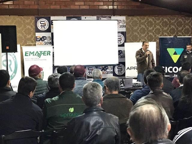 Instituto Emater e Parceiros Realizam XVII Ciclo de Palestras Agropecuárias