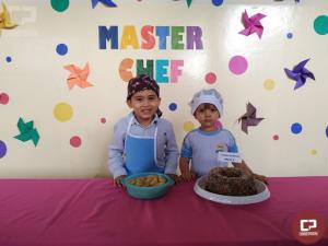 Alunos do Colégio Adventista comemoram em grande estilo a Semana das Crianças