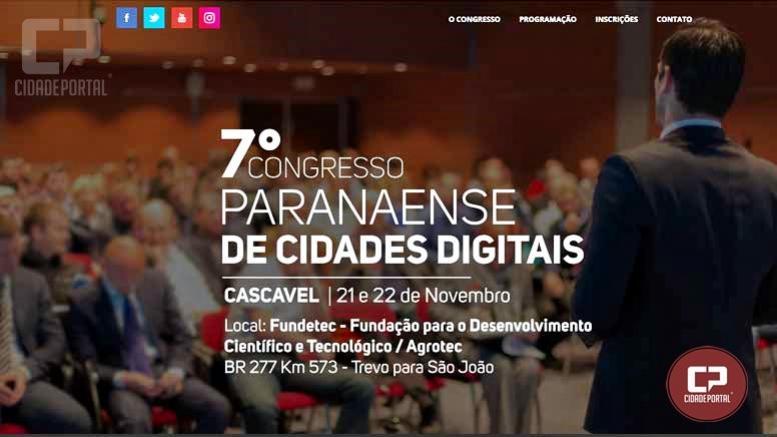 Goioerê esta entre os 16 municípios que receberão o título de Projeto Inovador 2019 no Paraná