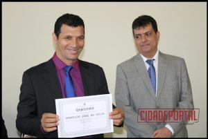 A diplomação dos candidatos eleitos em Rancho Alegre do Oeste, aconteceu na manhã desta quinta-feira, 15 - AMARILDO JOSE DA SILVA