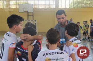 De jogador a formador de atletas de handebol em Goioerê