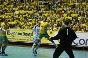 Paranaenses são convocados para disputar Mundial de Handebol no Egito