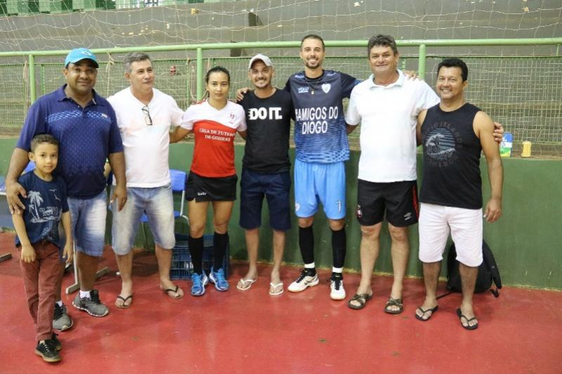 Reunião para definir Campeonato Amador da Liga de Goioerê acontece nesta segunda, 19