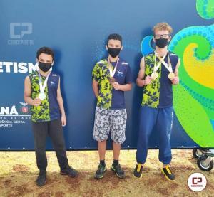 Atletas Goioerenses conquistam medalhas no 67º Jogos Escolares do Paraná