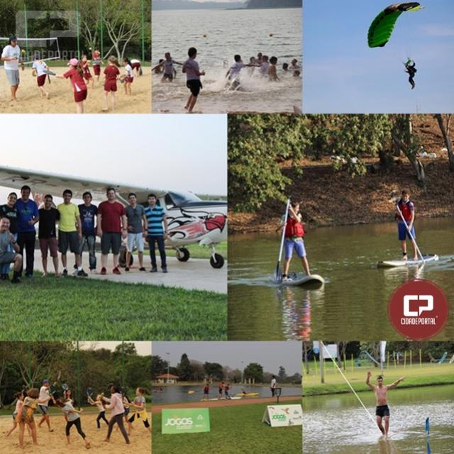 Cinco competições agitam fim de semana da etapa Lindeiros dos Jogos de Aventura e Natureza