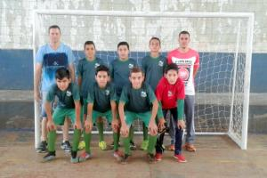 1ª rodada da Copa União JURAPETRO de Futsal Regional tem média de 5,3 gols marcados
