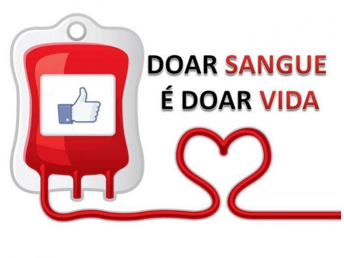 Dia do Doador Voluntário de Sangue será comemorado no Hemo-núcleo de Campo Mourão