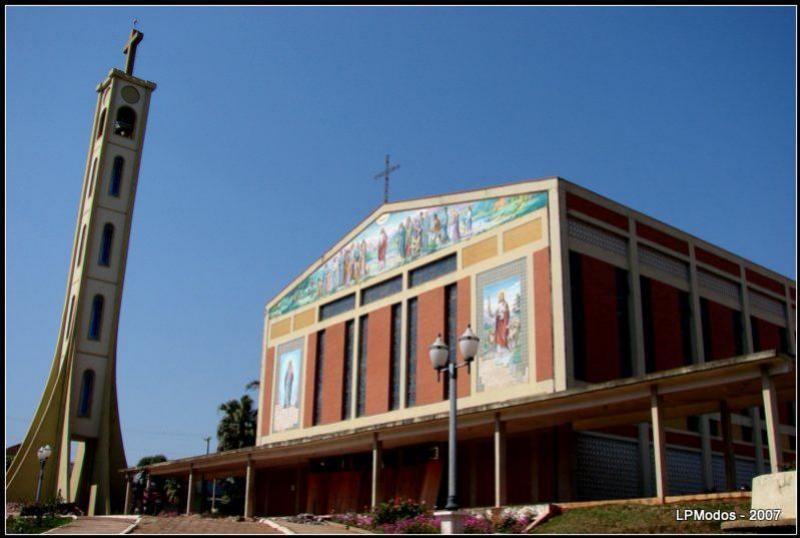 Santa Missa do 3º domingo do mês de dezembro