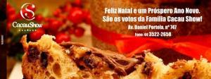 Feliz Natal Rancho Alegre D Oeste: São os Votos de todos os Vereadores da Câmara Municipal