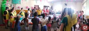 Projeto CREER de Goioerê recebe magia do Natal