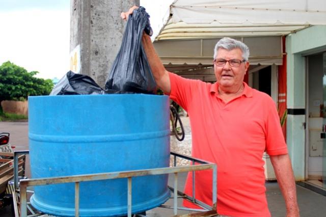 População aprova reformulação do serviço de coleta de lixo em Goioerê