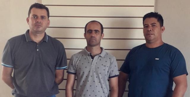 Vereador Helton Maia se reúne com lideranças regionais de karatê