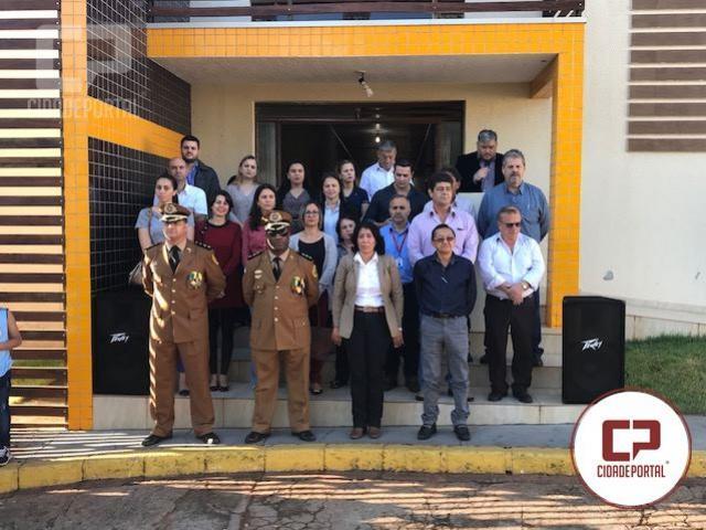 7º BPM realiza solenidade Militar em Homenagem ao Coronel Sarmento, Patrono da Polícia Militar do Paraná